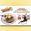 Waffle Programme Post Card